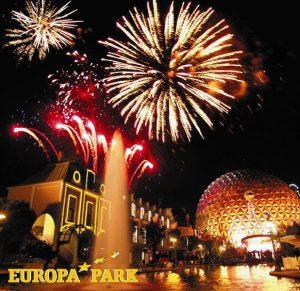 Europapark Silvester