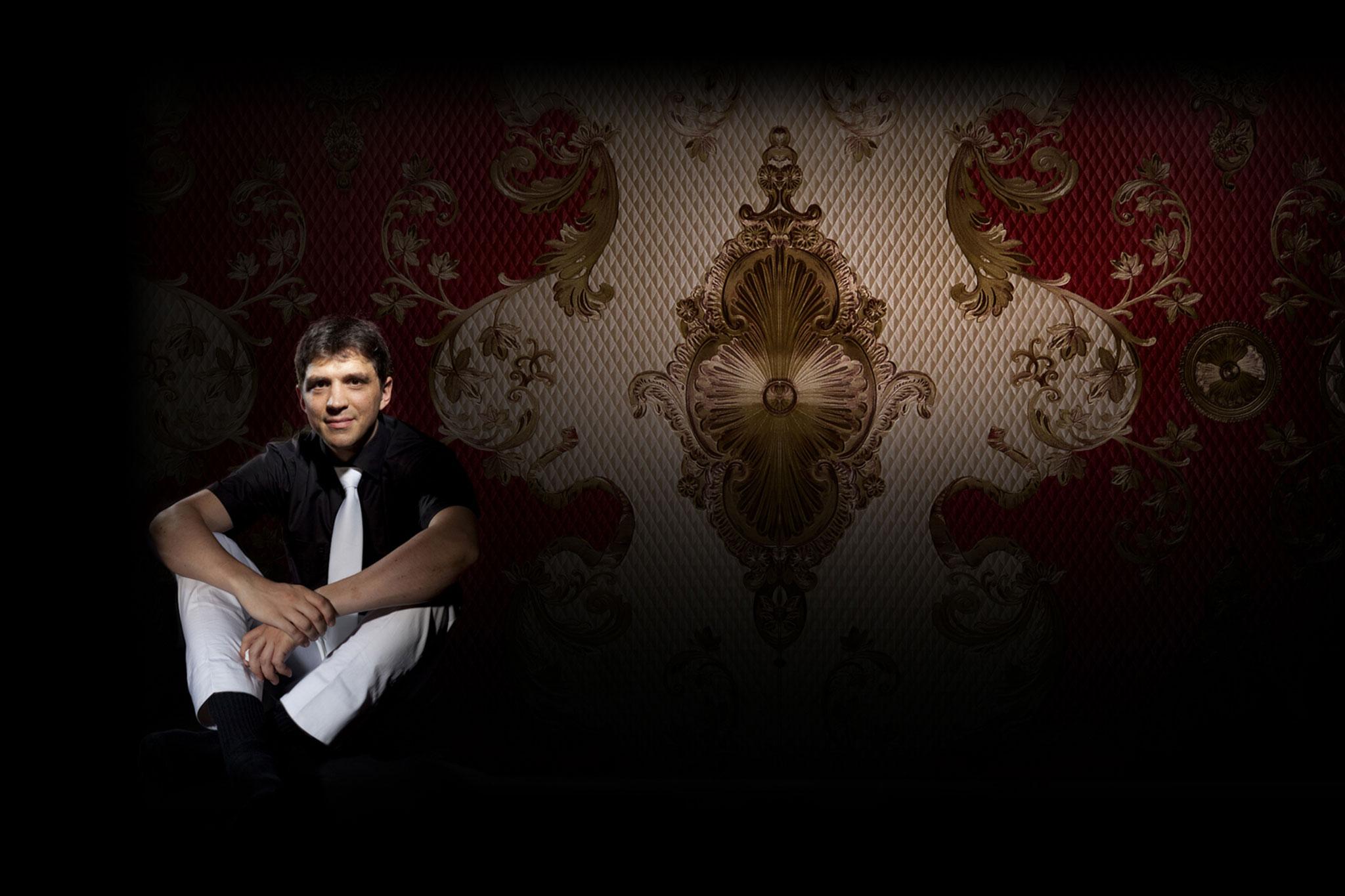 Neuigkeiten über diesen Zauberer. Erfahren Sie, wo Sie sich vom Zauberer David Pricking verzaubern lassen können.
