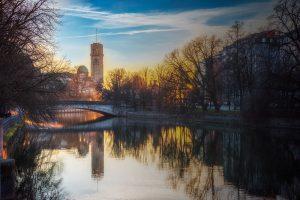 München - die Bayrische Landeshauptstadt